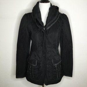 Elie Tahari Black Blazer sz XS